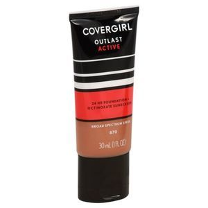 Covergirl outlast active 870 foundation SPF 20 NEW